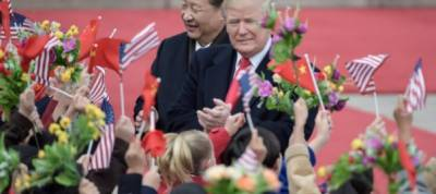 Trump urges china's Xi to work 'hard' and fast on N Korea