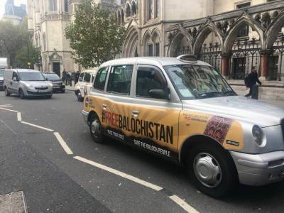 UK authorities kick off probe into anti Pakistan posters in London
