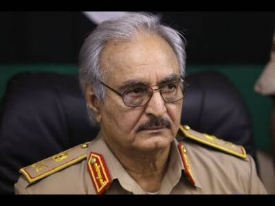 War crimes prosecutor urges Libya strongman to hand over commander