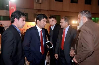 Albayrak employees gunned down in Rawalpindi