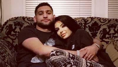 Boxer Amir Khan reunites with Faryal Makhdoom