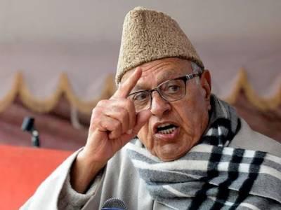 India has betrayed Kashmiris: Pro India NC President Farooq Abdullah
