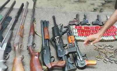 Prohibited Weapons Licences cancelled across Pakistan