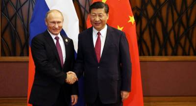 Russia - China vow to enhance strategic partnership