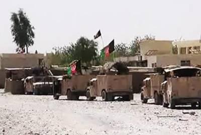 Suicide bombing in Helmand, Afghanistan