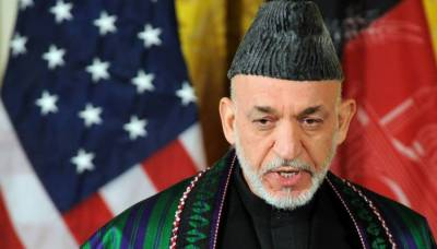 US colluded with ISIS in Afghanistan: Hamid Karzai