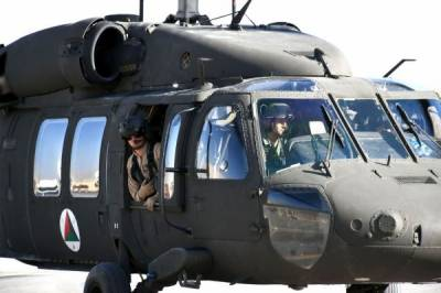 Afghan Air Force to receive 159 Black Hawk combat helicopters