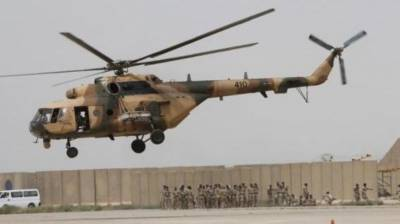 Iraqi Military helicopter crashes, all seven crew members killed