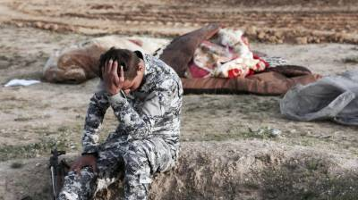 Iraqi security forces find mass graves in ISIS held areas
