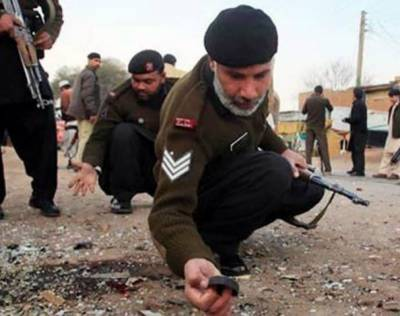 Landmine blast in Bannu hits security personnel
