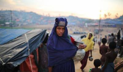 Myanmar Army systematically gang raped Rohingya Muslim women