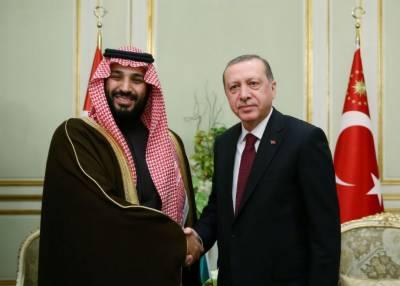 Tayyip Erdogan takes a jibe at Saudi Prince Mohammad Bin Salman