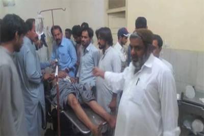 Cracker fire reported in Khuzdar, Balochistan
