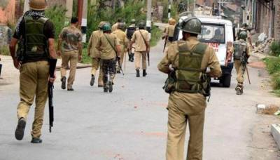 Indian police check post attacked in occupied Kashmir