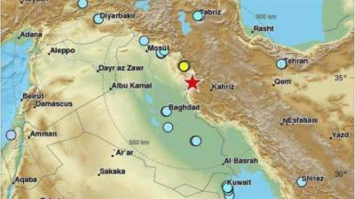 Iraq earthquake: Death toll rises