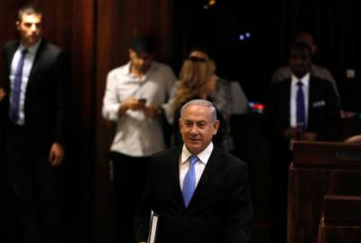 Israel announces to take military action across frontier with Syria