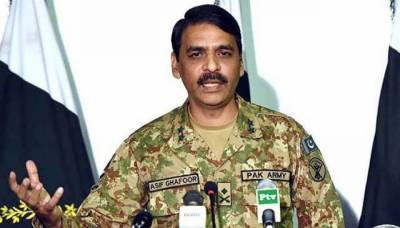 Pakistan paying the price for security vacuum on Afghan side of border: ISPR