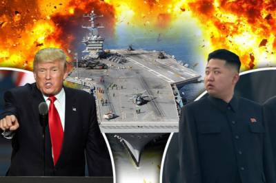 US nuclear war equipment deployed ready to strike, North Korea at UN