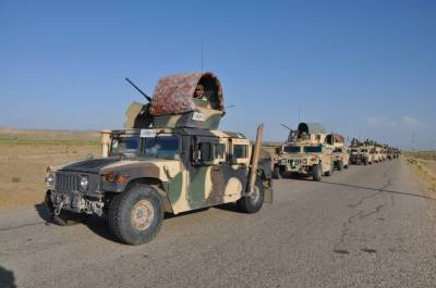Afghan Army suffer heavy casualties in Farah province