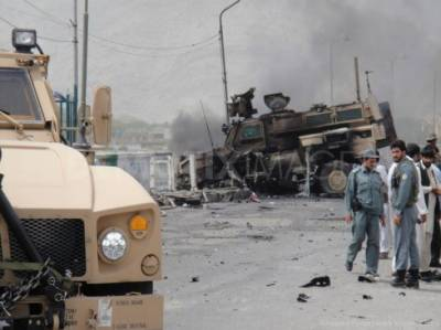 Afghan Taliban claim responsibility for Kandahar bombing, several US - NATO forces casualties feared