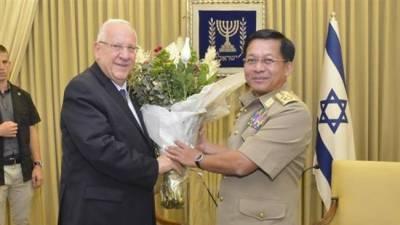 Israel supplying weapons to Myanmar for Rohingya Muslims genocide: Report
