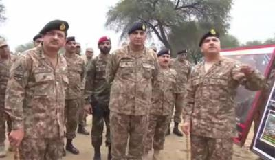 No power can undo Pakistan: COAS General Qamar Bajwa