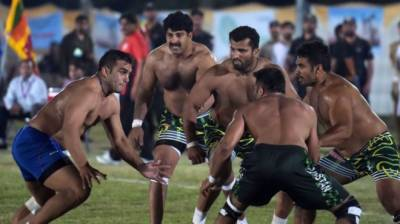 Pakistan Kabaddi team to feature in Asian Style Kabaddi Championship