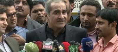 Saad Rafique says links are not broken in politics