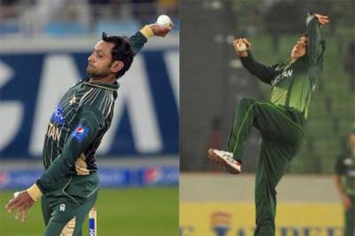 Saeed Ajmal, Mohammad Hafeez met discriminatory treatment over bowling action