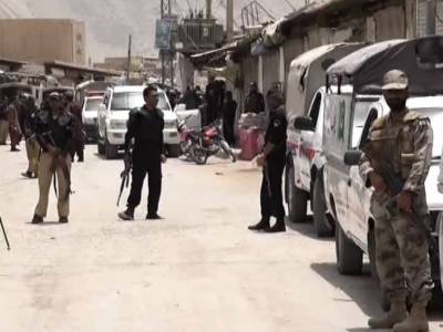 Senior Police officer along with wife, son martyred in Quetta