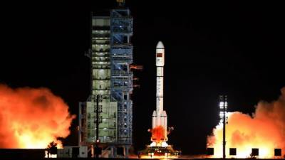 US has fallen behind China in space program: US Airforce General