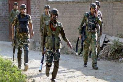 Indian Forces martyr Kashmiri youth in a fake encounter