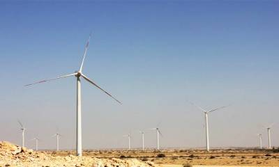 21 Wind energy projects under construction in Pakistan
