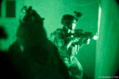 Afghan Special Security forces attack Taliban run prison in Helmand