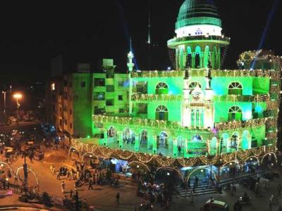 Eid MiladNabi date announced by RuetHilal Committee