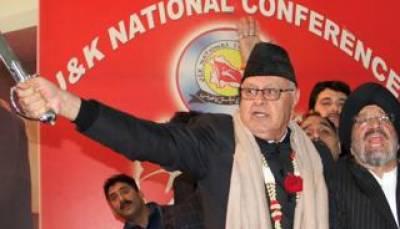 India may break into many pieces: Pro India CM Farooq Abdullah