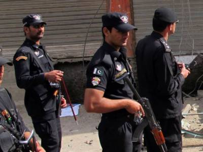 Intelligence Officer martyred in Mardan