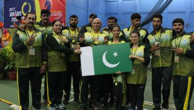 Pakistan Rowing team bring laurels for country in Asian Rowing Championship