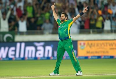 Shahid Afridi sets another world record