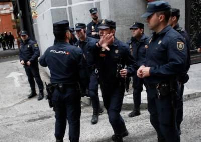Spanish Police shot unarmed man who shout Allahu Akbar