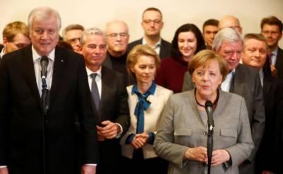 Angela Merkel coalition talks fail in Germany