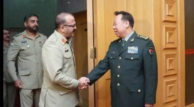 China firmly supports construction of Pakistani nation, army: China's Chief of Joint Military Staff