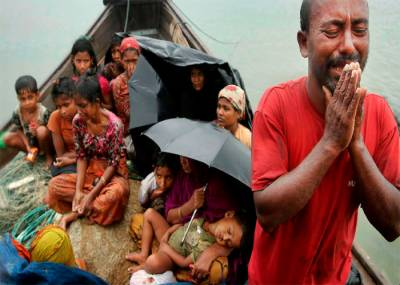 China proposes plan for resolving Myanmar's Rohingya crisis