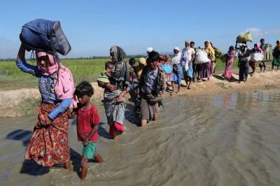 China proposes three phase plan for Rohingya crisis solution