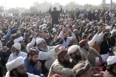Faizabad sit in: Government - Tehreek Labaaik Ya Rasool Allah talks fail yet again
