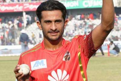 Hasan Ali plays havoc in BPL