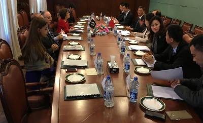 Pak, China 8th Strategic Dialogue reviewing bilateral ties