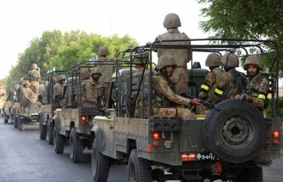 Pakistan China Armies to jointly combat terrorism