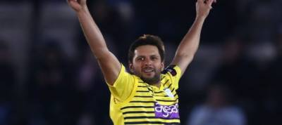 Shahid Afridi becomes only Pakistani leading wicket taker in T20