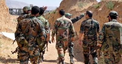 Syria army retake last base from ISIS: Military source
